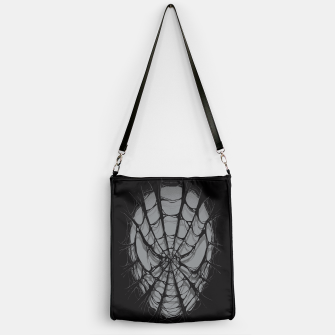 Thumbnail image of Spiderweb Handbag, Live Heroes