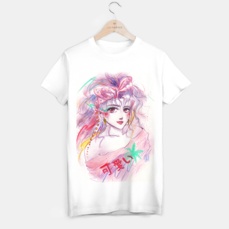 Miniatur Kawaii T-Shirt regular, Live Heroes