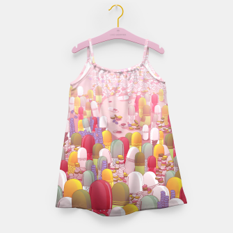 Thumbnail image of Society of Pills Girl's Dress, Live Heroes