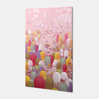 Thumbnail image of Society of Pills Canvas, Live Heroes