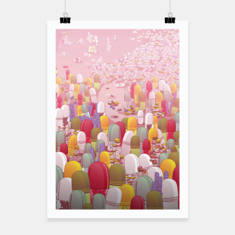 Thumbnail image of Society of Pills Poster, Live Heroes