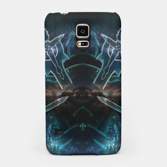 Thumbnail image of Sword art Online game Effect Samsung Case, Live Heroes