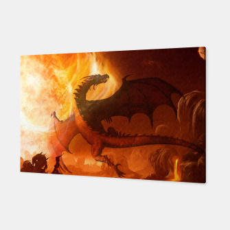 Thumbnail image of Dragon's world Canvas, Live Heroes