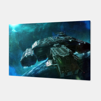 Thumbnail image of Journey home Canvas, Live Heroes