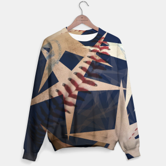 Thumbnail image of As American as...... Sweater, Live Heroes