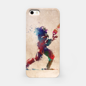 Thumbnail image of american football player 1 Obudowa iPhone, Live Heroes