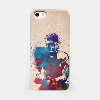 Thumbnail image of american football player 2 Obudowa iPhone, Live Heroes