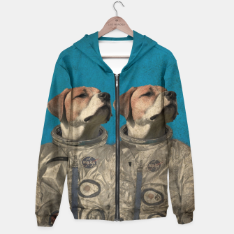 Thumbnail image of Journey Into Outer Space Hoodie, Live Heroes