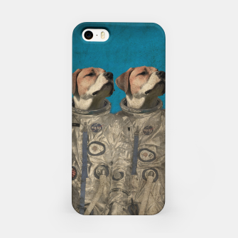 Thumbnail image of Journey Into Outer Space iPhone Case, Live Heroes
