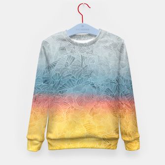 Thumbnail image of rgb Kid's Sweater, Live Heroes
