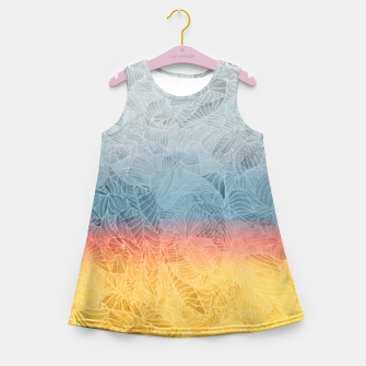 rgb Girl's Summer Dress thumbnail image
