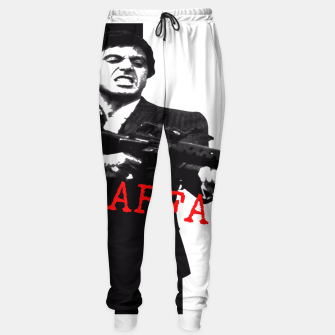 Thumbnail image of SCARFACE Sweatpants, Live Heroes