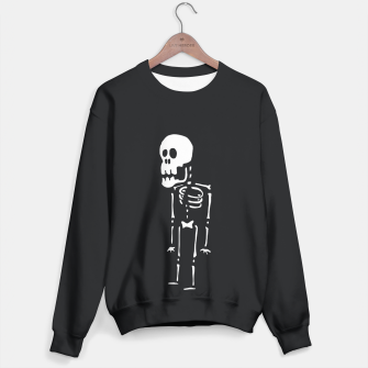 Thumbnail image of Skeletto Sudadera, Live Heroes