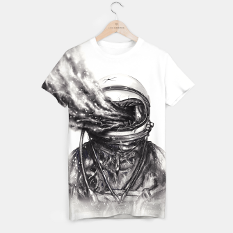 Thumbnail image of Transposed T-shirt, Live Heroes