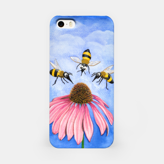 Miniatur BUZZZZZY iPhone Case, Live Heroes