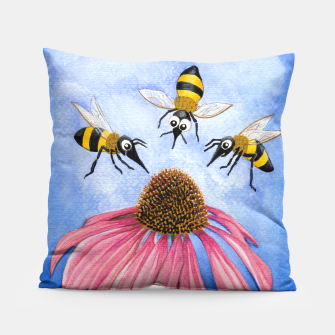 Miniatur BUZZZZZY Pillow, Live Heroes
