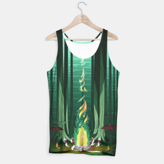 Miniatur Summer Celebration Tank Top, Live Heroes