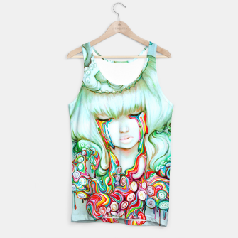 Thumbnail image of Dreammelt Tank Top, Live Heroes