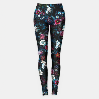 Thumbnail image of Night Garden XI Leggings, Live Heroes