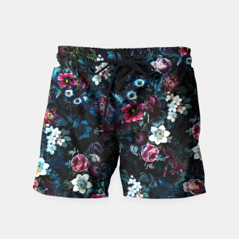 Thumbnail image of Night Garden XI Swim Shorts, Live Heroes
