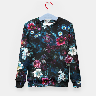 Thumbnail image of Night Garden XI Kid's Sweater, Live Heroes
