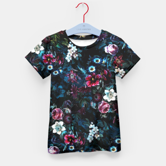 Thumbnail image of Night Garden XI Kid's T-shirt, Live Heroes