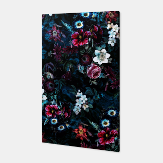 Thumbnail image of Night Garden XI Canvas, Live Heroes