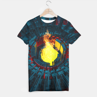 Thumbnail image of Forge T-shirt, Live Heroes