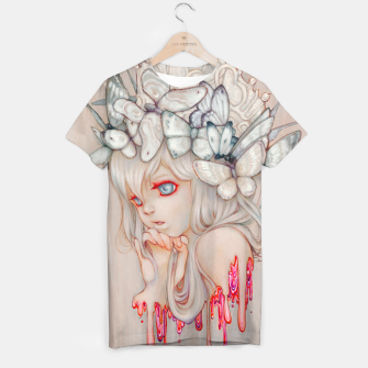 Thumbnail image of Strawberry Whispers Tshirt, Live Heroes