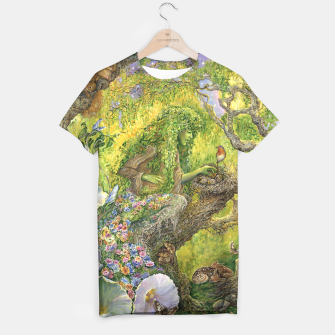 Thumbnail image of Forest Protector T-shirt, Live Heroes