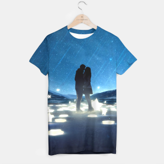 Thumbnail image of Star Light T-shirt, Live Heroes