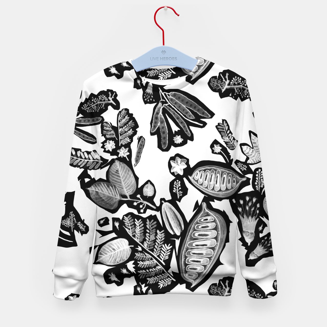 Image of Flora Kids Sweater - Live Heroes
