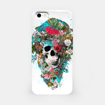 Thumbnail image of SUMMER SKULL V iPhone Case, Live Heroes
