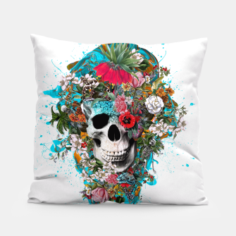 Thumbnail image of SUMMER SKULL V Pillow, Live Heroes