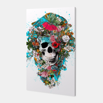 SUMMER SKULL V Canvas thumbnail image