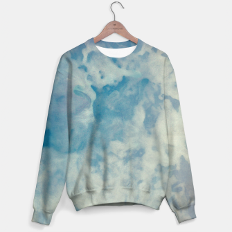 Miniatur Pale cloud Sweater, Live Heroes