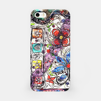 Thumbnail image of I ain't hippi iPhone Case, Live Heroes