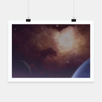 Thumbnail image of Star formation Poster, Live Heroes