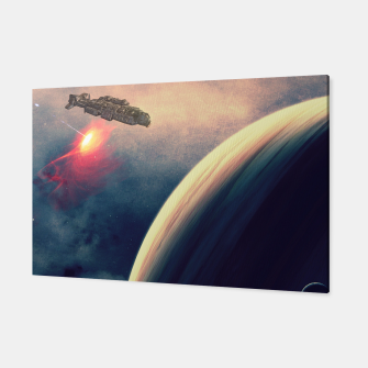 Thumbnail image of Excursion through time Canvas, Live Heroes
