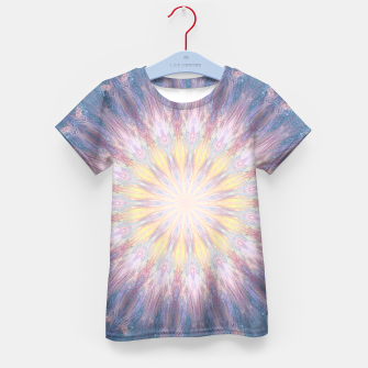 Thumbnail image of Journey through the wormhole Kid's T-shirt, Live Heroes