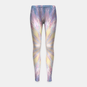 Thumbnail image of Journey through the wormhole Girl's Leggings, Live Heroes