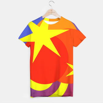 Thumbnail image of Star Bright T-shirt, Live Heroes