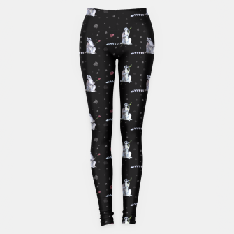 Thumbnail image of Lemurs Leggings, Live Heroes