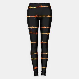 Thumbnail image of Barbed Wire Leggings, Live Heroes