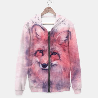 Red Fox Bluza z kapturem obraz miniatury