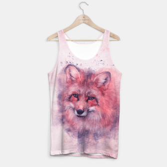 Thumbnail image of Red Fox Tank Top, Live Heroes