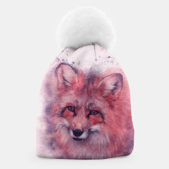 Red Fox Czapka obraz miniatury