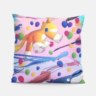 Miniaturka Kite Parade Pillow, Live Heroes