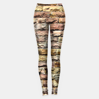 Thumbnail image of Bricks Leggings, Live Heroes