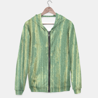 Thumbnail image of Rustic green weathered wood Hoodie, Live Heroes